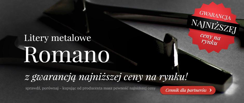 Litery Romano