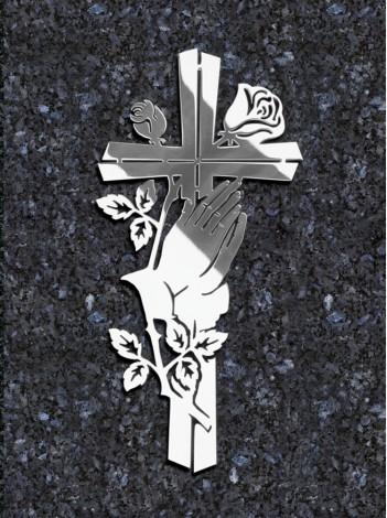 Krzyż na grób 209