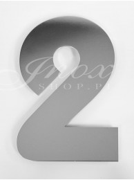 Numer na dom 2 (20 cm)