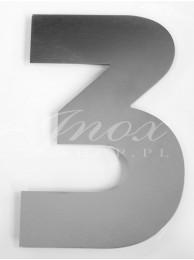 Numer na dom 3 (20 cm)