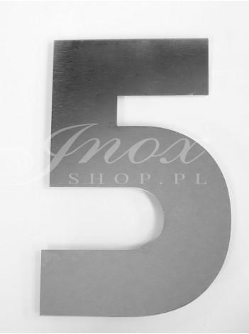 Numer na dom 5 (20 cm)
